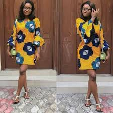 Pin by Ida Oliver on My favorite African dresses and two piece   Latest  african fashion dresses, Short african dresses, African clothing styles