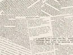 newspaper-wallpaper by minuitserenite ...