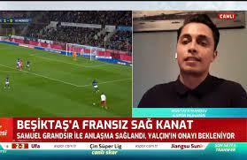 Beşiktaş Samuel Grandsir ile anlaştı - Aspor