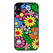 Joyleop Flower Case for iPhone X/XS,3D Soft Silicone ... - Amazon.com