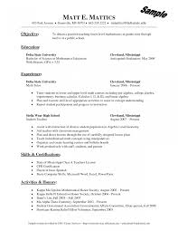 Foreign Language Teacher Resume Examples Best Example Livecareer