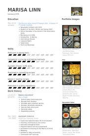 Baking Resume Free Resume Builder Great Sample Resume