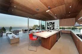 hillside contemporary furniture. Contemporary Hillside Home-Safdie Rabines Architects-04-1 Kindesign Furniture