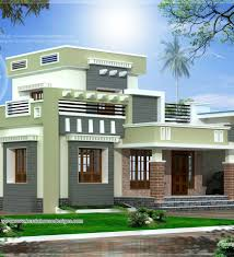 Small Picture Single Floor House Plan Sq Ft Kerala Home Design And Floor