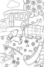 Small Picture American Girl Coloring Pages Free Cool Free Adult Colouring Page
