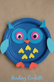 Kids Crafts Cute And Colorful Styrofoam Cup Owl Kids Craft Owl Kids And Owl
