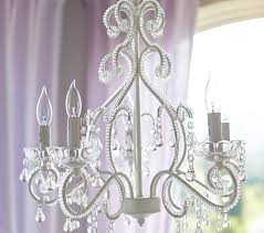 dining room chic small white chandelier kids crystal light for with nursery plan 6