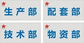 Image result for 物资部英文