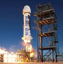 Jeff Bezos' Firm Blue Origin Opened a ...