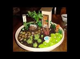 Small Picture Dish Garden Ideas YouTube