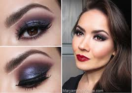 fair skin prom makeup idea