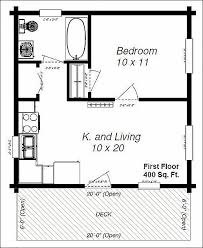 450 sq ft apartment floor plan small cottages under 600 sq feet