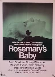 Rosemary's Baby-Rare Original Vintage Danish Poster for | Etsy in 2021 | Rosemary's  baby, Baby movie, John cassavetes