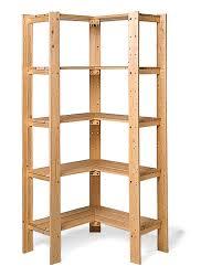 Impressive Prefab Shelving Units Swedish Wood Shelving Williams Sonoma