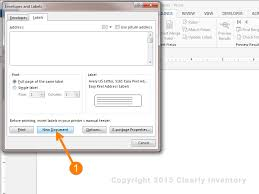 printing text how to print barcodes with excel and word clearly inventory