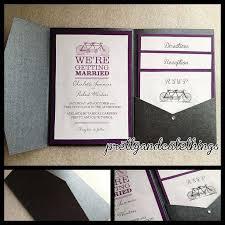 diy pocketfold wedding invitation kits awesome 57 best save the date card