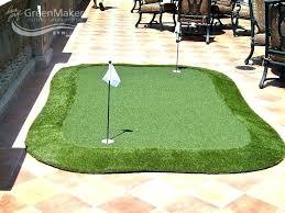 diy backyard putting green kits size pertaining to plan 7 build outdoor diy backyard putting green x