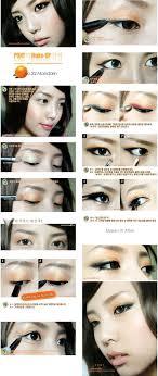 makeup tutorial for beginners asian