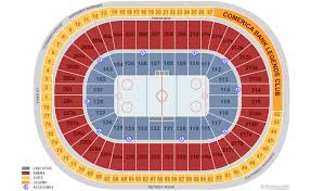 Detroit Red Wings Stadium Seating Chart Joe Louis Arena Seating Chart 708c9869cc8 Good Selling