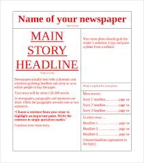 word document newsletter templates newspaper template for microsoft word 2010 salonbeautyform com