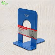 Tenwin Brand Metal Book Holder Bookend Stand Ends Bookstand Sujetalibros  Tools Office Cheap Stationery School Supplies