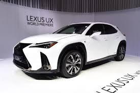 lexus ux 2018. lexus ux - geneva front ux 2018 n
