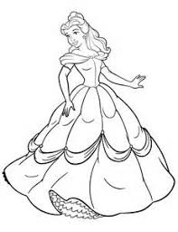 Small Picture Amazing Disney Belle Colouring Pages 7 Beauty And The Beast