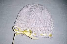 Newborn Knit Hat Pattern Interesting Inspiration