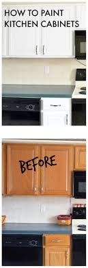 Paints For Kitchen Cabinets Painting Kitchen Cabinets Create And Babble