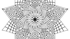 Small Picture Fresh Geometric Color Pages 98 For Your Picture Coloring Page with
