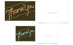 Blank Thank You Card Template Word Word Template Thank You Card Amartyasen Co