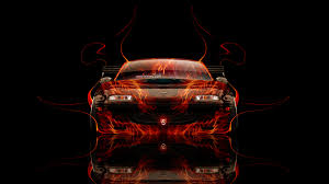 mazda miata jdm tuning front fire car
