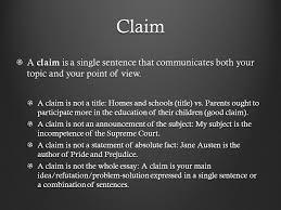 claim evidence and warrant logos pathos ethos ppt video 2 claim