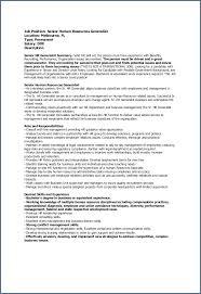Human Resources Generalist Resume Resume Example