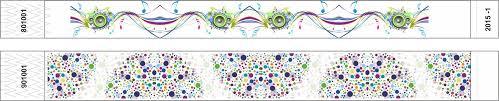 Ленточка® Контрольные браслеты tyvek с сертификатом  контрольные браслеты с печатью логотипа