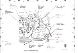 2003 ford windstar cruise control wires that are in the connector don t have a good diagram for the splice location it says it is near ground g101 which is pictured below