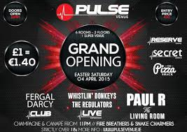 Grand Opening Flyer Cool Pulsevenuegrandopeningflyerapril4848v48RED14800px Donegal