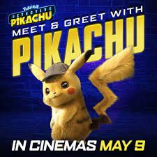 Pokemon Images: Detective Pikachu Pokemon Card Event Cinemas