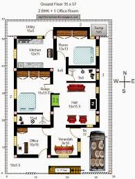house plan for 30x50 plot elegant south facing house plans vastu plan for south facing plot
