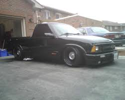 pic request, bagged on steelies - S-10 Forum | S-10 /Sonoma ...