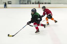 vancouver summer hockey games give youth opportunity to play for fun the columbian