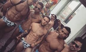Commando gay miami boyz