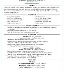 Attorney Resume Sample Attorney Sample Resumes Criminal Lawyer ...