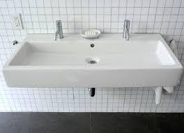 duravit wall mounted sinks sink wall hung duravit wall hung bathroom sink