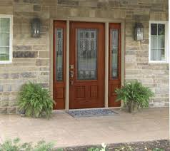 front door with sidelights lowesExterior Doors With Sidelights And Transoms Examples Ideas