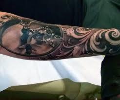 90 Filigránových Tetování Pro Muže Nápady Designu Ornamentálního