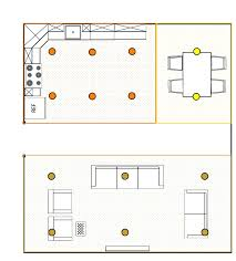 recessed lighting for living room layout. reflected ceiling plan with segments for lights recessed lighting living room layout o