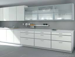 frosted glass kitchen cabinets frosted glass white cabinet doors for inspirations pictures of kitchens modern white frosted glass kitchen cabinets