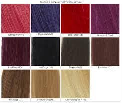 Fudge Hair Dye Colour Chart Fudge Hair Color In 2016 Amazing Photo Haircolorideas Org