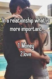 what is more important in life money or love best life  28 s what is more important in life money power or love